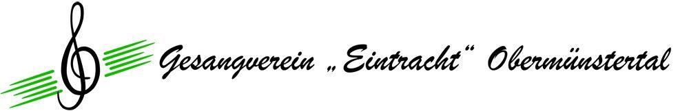 "GV ""Eintracht"" Obermünstertal"